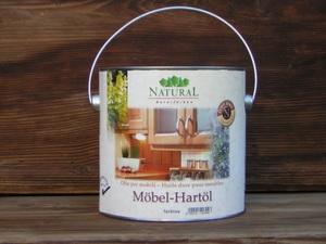 Natural Kemény bútorolaj