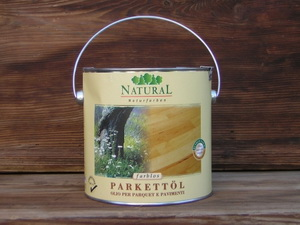 Natural Parketta és hajópadló olaj