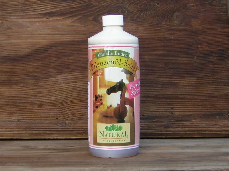 Természetes folyékony szappan