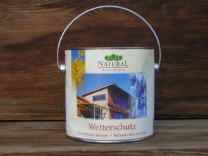 """Extra kültéri vízálló és UV szűrő """"Wetterschuzt"""""""