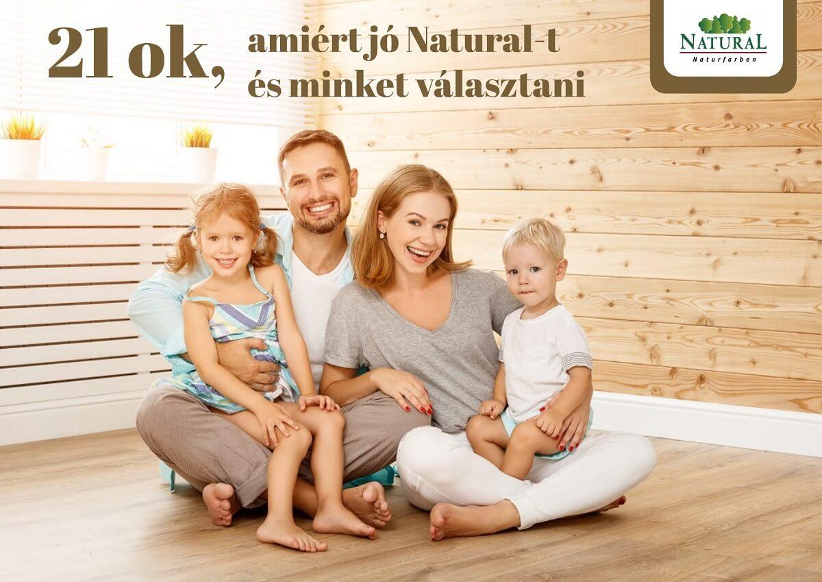 bcb11c375c 21 ok, hogy miért válaszd a Natural termékeket és minket - NaturalFesték